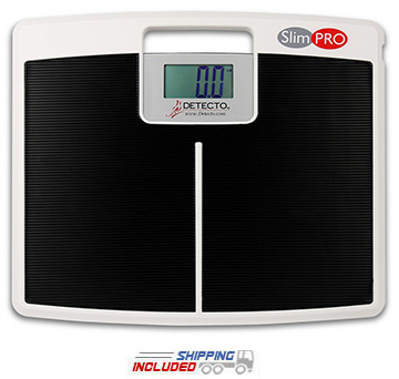 Detecto SlimPRO Low-Profile Digital Healthcare Scale