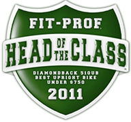 FitProf Head of the Class 2011