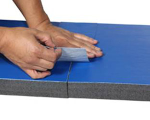 Dollamur Flexi Roll Martial Arts Mat Systems Dollamur