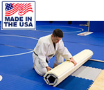 Dollamur Flexi-Roll Martial Arts Mats