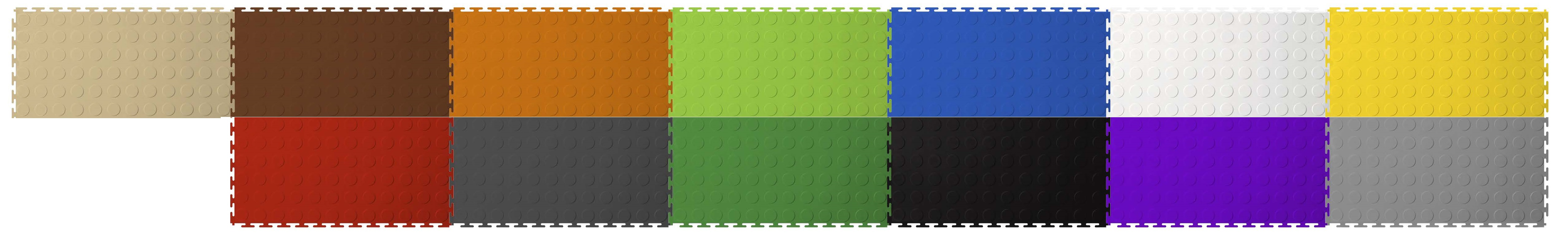 coin tile colors