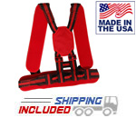 Padded Nylon Sled Pulling Harness