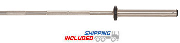 Hampton IB-86-15CE Olympic Weightlifting Bar