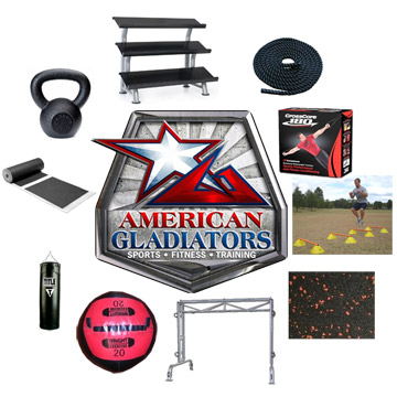 American Gladiators Super Set