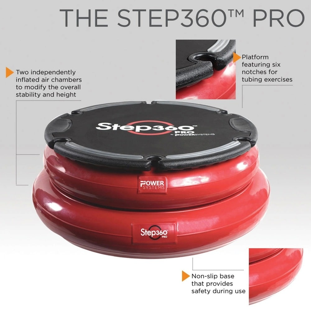 Step360 Pro Balance Trainer Features