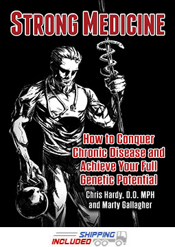 Strong Medicine Paperback Book by Marty Gallagher and Chris Hardy