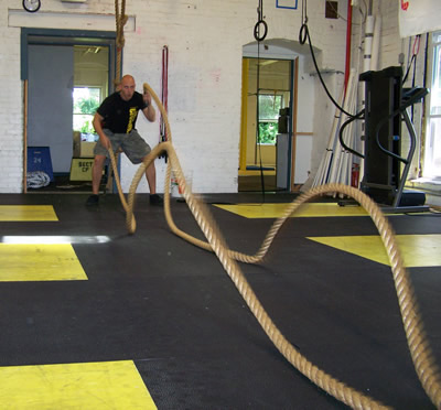 Manila Power Conditioning Rope