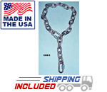 Jammar CAS-2 2' Chain Attachment Sling with Links for Indoor Climbing Rope
