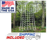 Outdoor Climbing Cargo Net