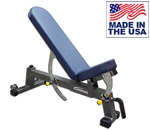 0-90 Degree Three-Way Utility Bench