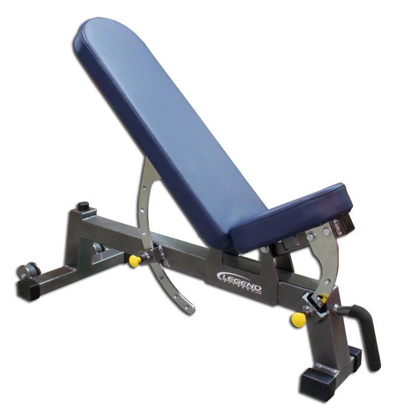 0 90 Degree Three Way Utility Bench Legend Fitness 3103