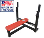 USA Made Legend Fitness 3105 Basic Olympic Flat Bench Press