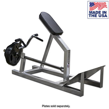 Legend Fitness 3110 Plate Loaded Incline Lever Row for Commercial Gyms