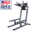 Legend Fitness 3113 Tricep Dip Abdominal Knee Raise and Leg Raise