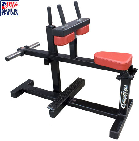 Seated Calf Station
