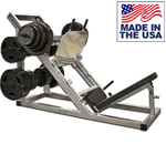 Legend Fitness 3122 Plate Loaded Angled Leg Press with Linear Bearings