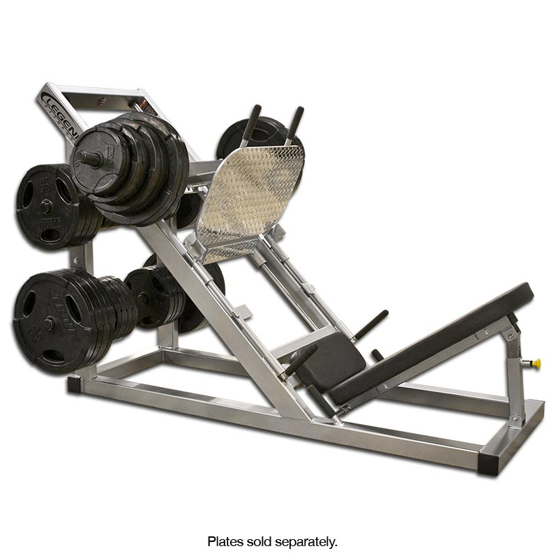 Plate Loaded Angled Leg Press Legend Fitness 3122