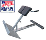45 Degree Hyperextension Station