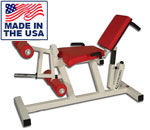 Legend Fitness 3135 Plate Loaded Leg Extension / Leg Curl Combo Machine
