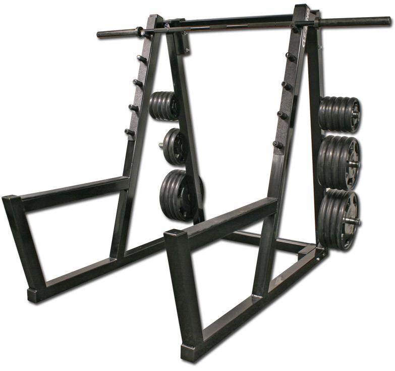 Peg Squat Rack Legend Fitness 3138