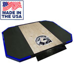 Legend Fitness 3139 8' x 8' Weightlifting Platform with Steel Frame