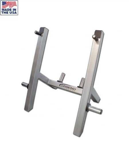 Legend Fitness 3145 Olympic Bar Curling Pedestal