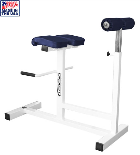 Horizontal Hyperextension Station