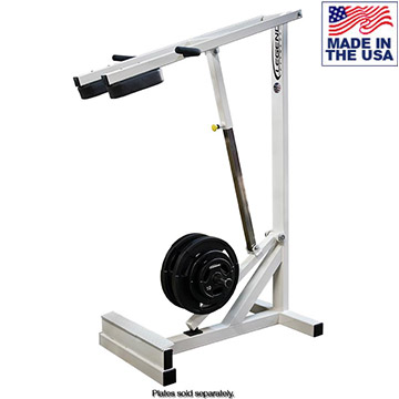 Legend Fitness 3152 Plate Loaded Commercial Standing Calf Raise Machine