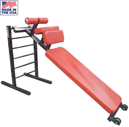 Sit-Up and Ladder Station