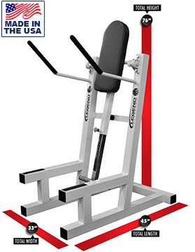 Legend Fitness 3178 Commercial Gravity Crunch