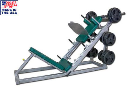 Legend Fitness 3224 Plate Loaded Commercial Leg Press / Hack Squat Combo