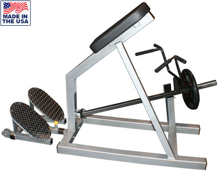 PRO SERIES Incline Lever Row