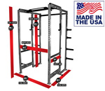 Legend Fitness 3230 Combo Cage for Powerlifting and Weightlifting