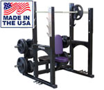 Legend Fitness 3242 PRO SERIES Olympic Shoulder Bench
