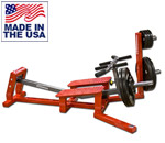 Legend Fitness 3260 Plate Loaded T-Bar Row with Plate Storage