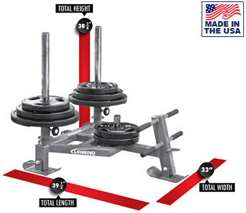Pro Series Push/Pull Power Sled