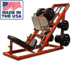Legend Fitness 3308 Plate Loaded Unilateral Angle Leg Press