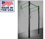 Wall-Mount Quarter Cage