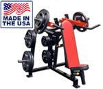 Legend Fitness 6001 Plate Loaded Unilateral Converging Shoulder Press