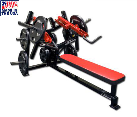 Legend Fitness 6003 Plate Loaded Unilateral Converging Flat Chest Press
