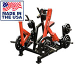 Legend Fitness 6004 Plate Loaded Unilateral Diverging Seated Vertical Row