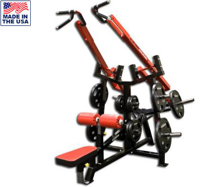 Legend Fitness 6005 Plate Loaded Unilateral Diverging Lat Pulldown