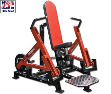 Legend Fitness 6006 Plate Loaded Unilateral Converging Vertical Wide Chest P
