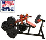 Legend Fitness 6010 Plate Loaded Unilateral Seated Tricep Press
