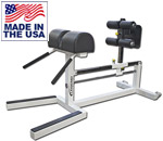 Legend Fitness 7006 Yessis Glute / Ham / Lower Back Bench