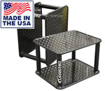 USA Made Legend Fitness 7011 Weight Lifting Pulling Blocks