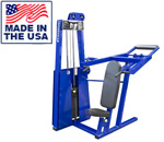 Shoulder Press Machine -- Legend Fitness (902)