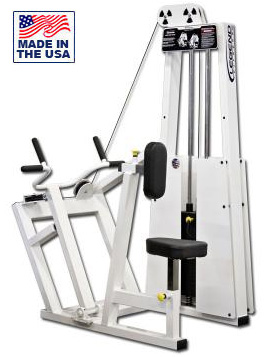 Vertical Row Machine -- Legend Fitness (904)