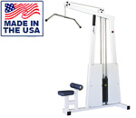 Lat Pull-Down Selectorized Equipment