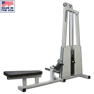 Seated Row Machine -- Legend Fitness (906)